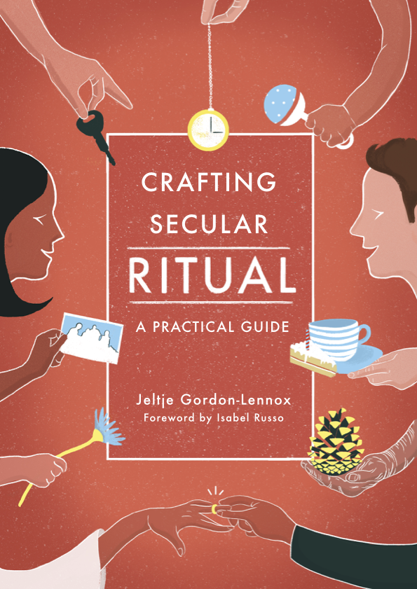Cover du Livre Crafting Secular<br> Ritual