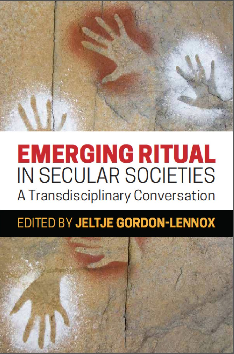 Cover du Livre Emerging Ritual<br> in Secular Societies