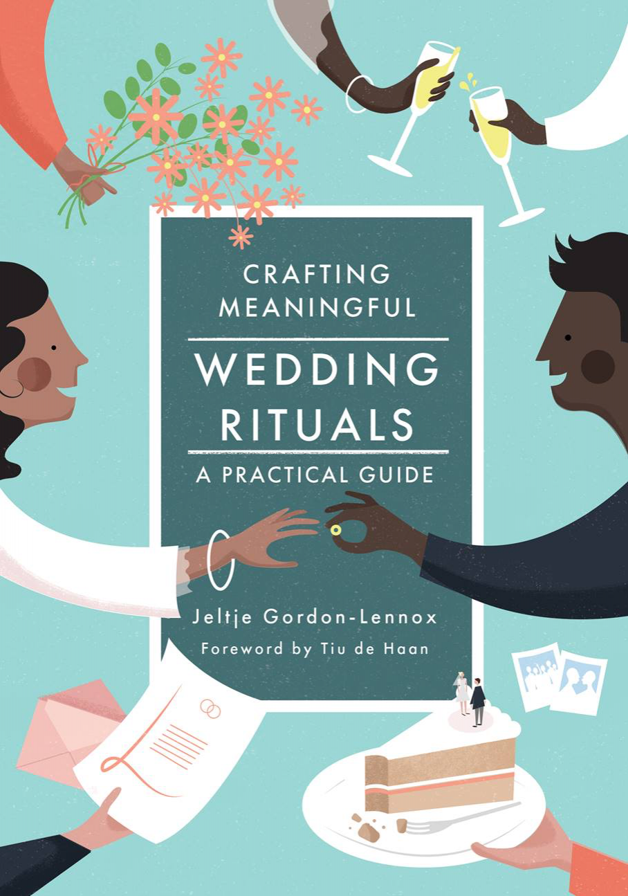 Cover du Livre Crafting Meaningful<br> Wedding Rituals