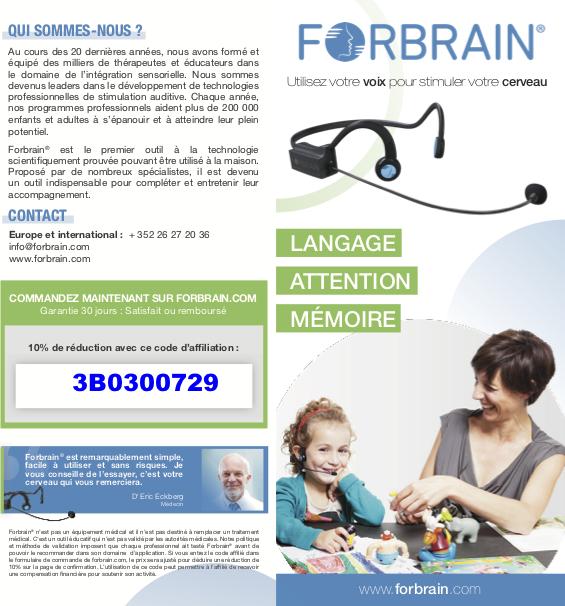 Brochure Frobrain