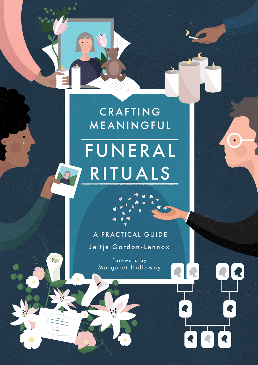 Cover du Livre Crafting Meaningful<br> Funeral Rituals